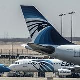 [Video] Công bố hình ảnh tìm thấy mảnh vỡ của chiếc máy bay hãng EgyptAir