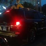 Vì sao xe Lexus phó chủ tịch Hậu Giang sử dụng được gắn biển xanh?