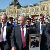 Đội đặc vụ tinh nhuệ bảo vệ tổng thống Nga