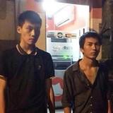 Bắt giữ hai người Trung Quốc dùng thẻ ATM giả rút trộm tiền tại Hà Nội