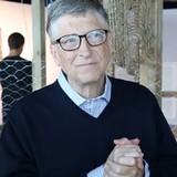 Bill Gates tặng gà cho nhà nghèo