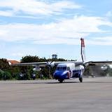 Cận cảnh máy bay tuần thám CASA vừa chìm gần đảo Bạch Long Vỹ