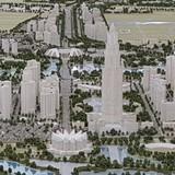 Hà Nội sẽ có tháp tài chính 108 tầng