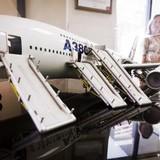 A380 của Airbus lo bị lỗi thời