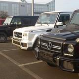 [Video] FSB sa thải lãnh đạo học viện vì vụ đua xe Mercedes-Benz G-Class