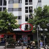 Bé trai 6 tuổi rơi từ tầng 11 chung cư Linh Đàm