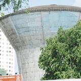 TP. HCM tháo dỡ thủy đài nửa thế kỷ