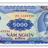 5.000 đồng mua được gì ở Hà Nội?
