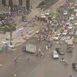 """[VIDEO] Người dân kể lại cảnh """"Mễ Trì hỗn loạn"""" trong mưa bão Hà Nội"""