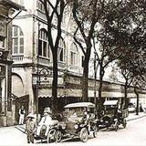 """Con đường được mệnh danh """"cuống rốn"""" của Sài Gòn xưa"""