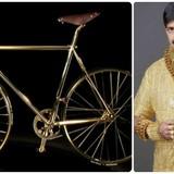 Những vật dụng xa xỉ bằng vàng cho giới siêu giàu