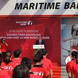 Maritime Bank giới  thiệu chương trình ưu đãi đặc biệt tới khách hàng nhân kỷ niệm 25 năm