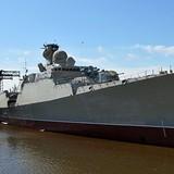[Video] Tàu chiến Gepard dành cho Việt Nam xuất hiện ở Togliatti