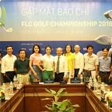 Hoa hậu Thu Ngân đồng hành cùng giải FLC Golf Championship 2016