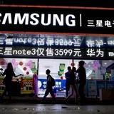 Samsung Hàn Quốc hay Tencent Trung Quốc là công ty giá trị nhất châu Á?