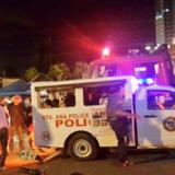 [Video] Nổ chợ đêm Philippines, ít nhất 10 người chết