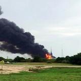 Mark Zuckerberg thất vọng vì vệ tinh 200 triệu USD bị tên lửa SpaceX thiêu rụi