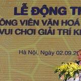 Động thổ Dự án Công viên Kim Quy tại Hà Nội