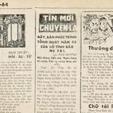 Truyện chưởng trên báo Sài Gòn xưa