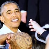 """""""Bắt tay Tổng thống Obama là cơ hội có một không hai"""""""
