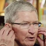 Video: Tim Cook khẳng định AirPods không rơi khỏi tai khi vận động