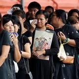 Bất động sản và bia rượu Thái Lan chịu thiệt vì nhà vua băng hà