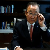 Ông Ban Ki-moon để ngỏ khả năng về Hàn Quốc tranh cử tổng thống