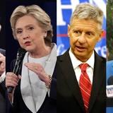 Bầu cử Tổng thống Mỹ không chỉ có Hillary Clinton và Donald Trump