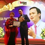 """FLC lập """"hat-trick"""" giải thưởng golf châu Á - Thái Bình Dương 2016"""