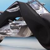 [Video] Mẫu xe máy tương lai không cần đội mũ bảo hiểm