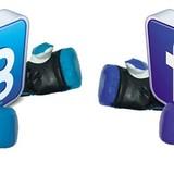 Twitter đấu Facebook - Chiến lược tập trung đấu với sự đa dạng