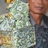 Chiêm ngưỡng vật lạ nghi là ấn tín của vua chúa thời xưa