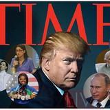 """10 đối thủ nặng ký của Donal Trump trong bản bầu chọn """"Nhân vật của năm 2016"""" là ai?"""