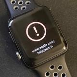 """Đồng hồ Apple Watch thành """"cục gạch"""" sau khi nâng cấp phần mềm"""