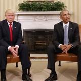 Trump chỉ trích Obama không chuyển giao quyền lực suôn sẻ