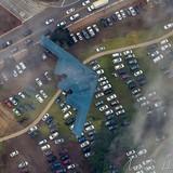 [Video] Máy bay tàng hình B-2 Mỹ lượn sát đất khiến khán giả trầm trồ
