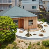Thiết kế độc đáo cho một ngôi nhà nhỏ tại Hiroshima