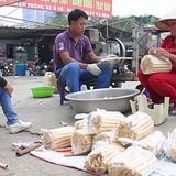"""[Video] Kiếm tiền triệu mỗi ngày từ """"bim bim Việt"""""""