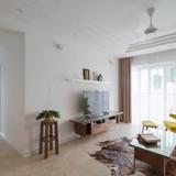 Ngắm căn chung cư Hà Nội tối giản nhưng thanh lịch