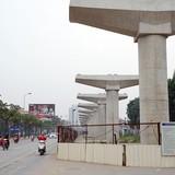 Đường sắt đô thị Hà Nội: 3 tuyến chậm, 6 tuyến nằm trên giấy