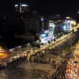 """[Video] Khách Tây thích phố đi bộ ở Sài Gòn """"nhất thế giới"""""""