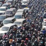 <span class='bizdaily'>BizDAILY</span> : Tiếp tục xuất hiện đề xuất cấm xe máy chạy trên đường
