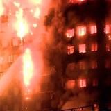 Những điểm gây nguy hiểm trong tòa tháp bốc cháy ở London