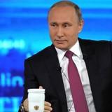 Ông Putin lần đầu thừa nhận có cháu ngoại