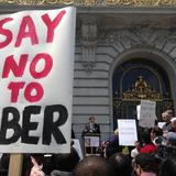 Uber trở thành bài học cảnh giác cho các startup