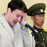 Bốn ngày ở Triều Tiên mở đầu hành trình tới cõi chết của sinh viên Mỹ