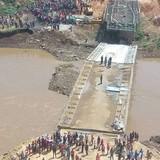 Cầu 12 triệu đô do Trung Quốc xây sập ở Kenya