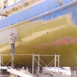 Công ty đóng tàu vỏ thép đánh tráo hộp số Nhật bằng hộp số Trung Quốc