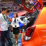 Ô tô giá rẻ từ ASEAN đổ bộ về Vietnam Motor Show 2017