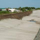 Công trình hơn 150 tỷ đồng sụt lún sau vài tháng khánh thành